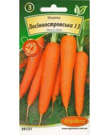 Морква Лосіноостровська 13