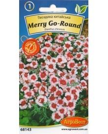 Гвоздика китайська Merry Go-Round