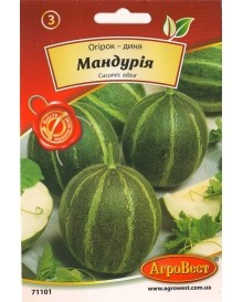 Огірок-диня Мандурія
