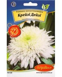 Ромашка хризантемовидна Крейзі Дейзі