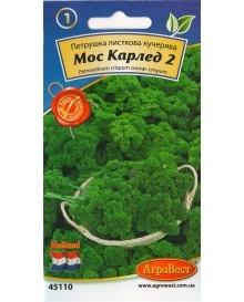 Петрушка листова кучерява Мос Карлед 2