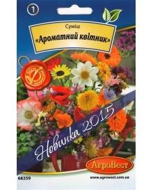 Суміш ароматний квітник