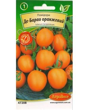 Помидори Де-Барао оранжевий